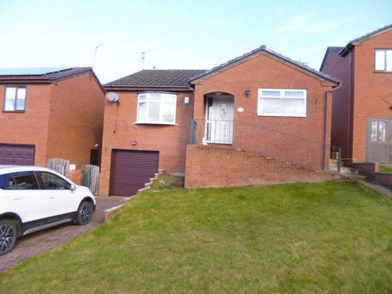 3 Bedrooms Detached Bungalow for sale in Brockwell Court, Coundon Grange