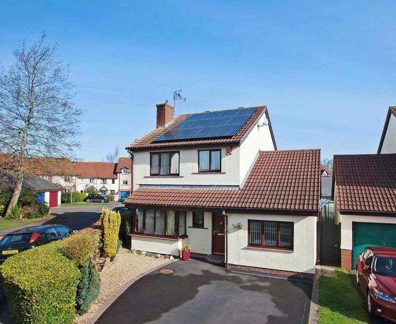 4 Bedrooms Detached House for sale in GALMINGTON