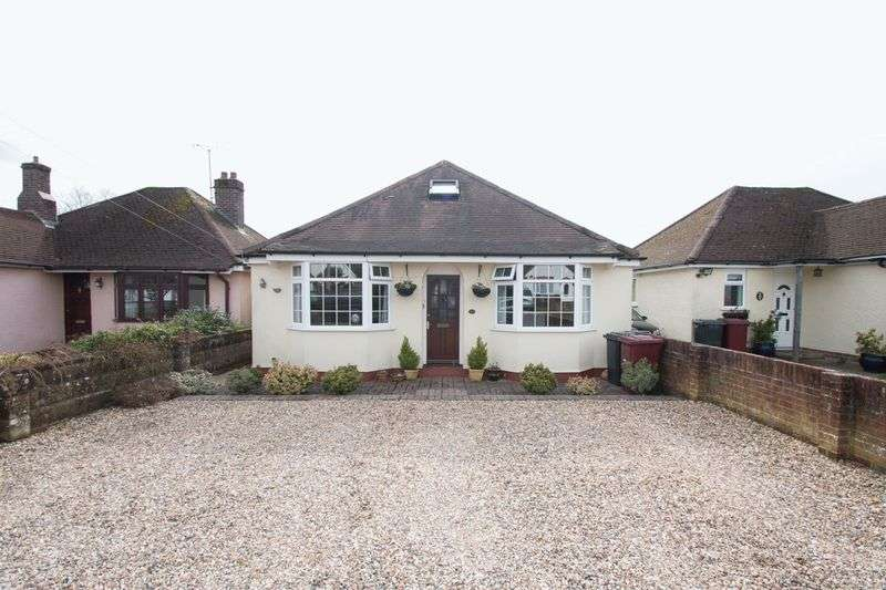 4 Bedrooms Detached House for sale in Westmead Road, Fishbourne