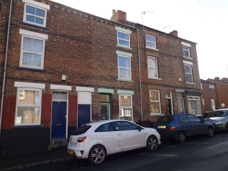 3 Bedrooms Terraced House for sale in Hollis Street, New Basford