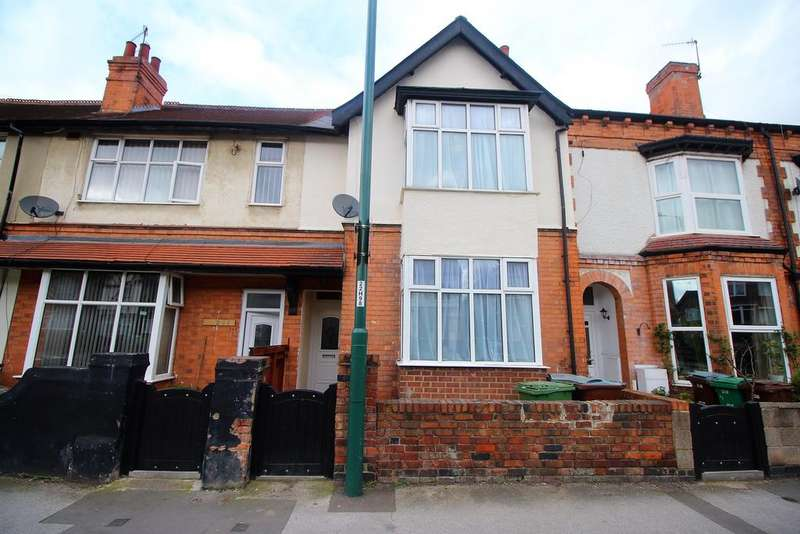 3 Bedrooms Terraced House for sale in Haydn Road, Sherwood, Nottingham NG5