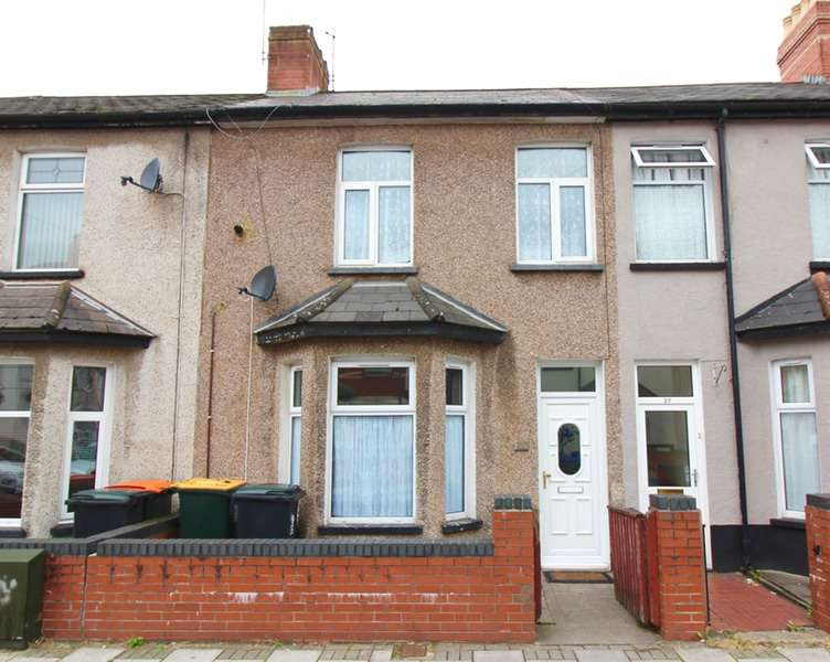 3 Bedrooms Terraced House for sale in Walsall, Newport, Monmouthshire, NP19