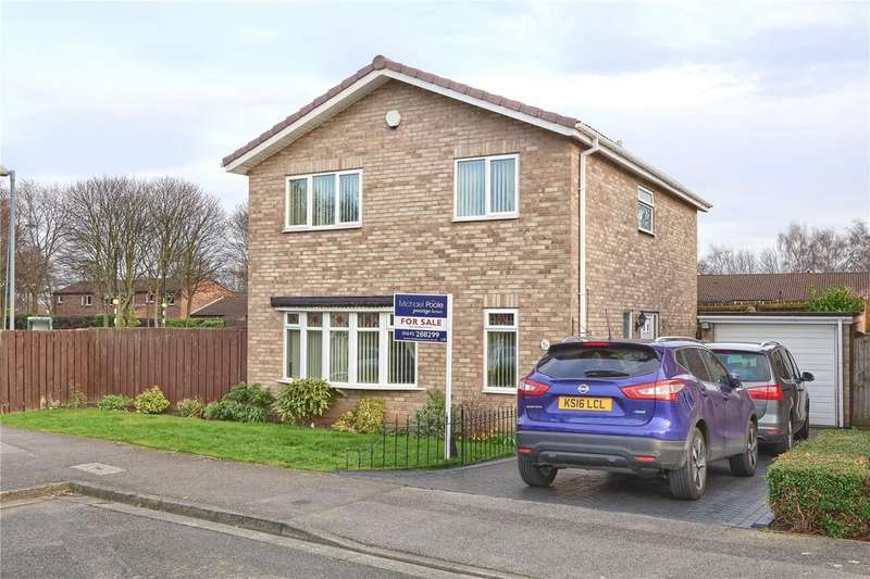 4 Bedrooms Detached House for sale in Grange Wood, Coulby Newham