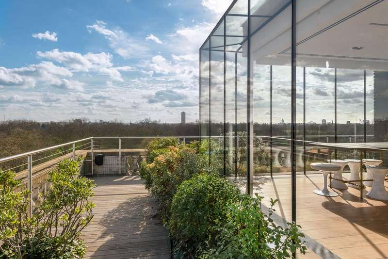 3 Bedrooms Penthouse Flat for sale in London W2