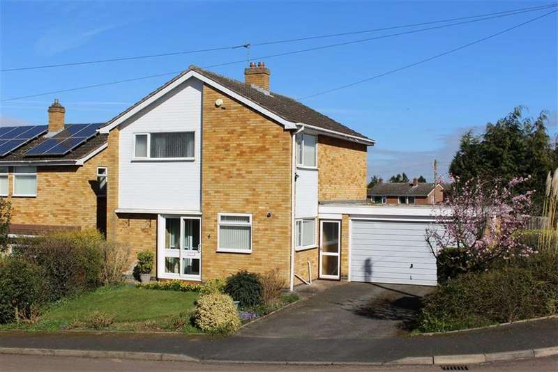 3 Bedrooms Detached House for sale in Chance Fields, Radford Semele, CV31