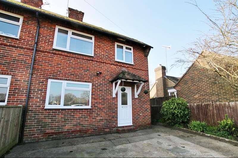 4 Bedrooms Semi Detached House for sale in Upper Horsebridge, Hailsham BN27