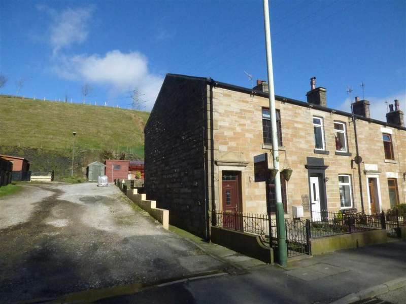 2 Bedrooms End Of Terrace House for sale in Market Street, Britannia, Bacup, Lancashire, OL13