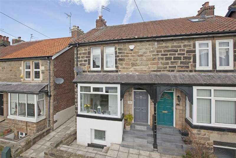 3 Bedrooms Semi Detached House for sale in North Lodge Avenue, Harrogate, North Yorkshire