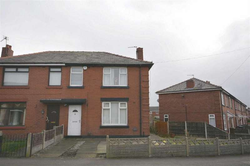 3 Bedrooms Semi Detached House for sale in Charterhouse Road, Ince, Wigan, WN3