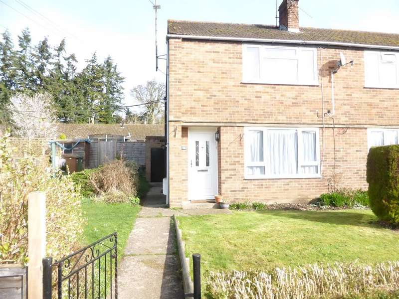 2 Bedrooms Apartment Flat for sale in Manor Road, Whitchurch On Thames, Reading