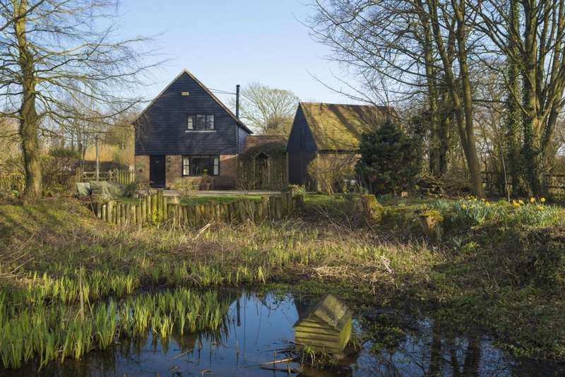 2 Bedrooms Detached House for sale in Misling Lane, Stelling Minnis, CT4