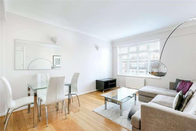 2 Bedrooms Flat for sale in Marsham Court, Marsham Street, London, SW1P