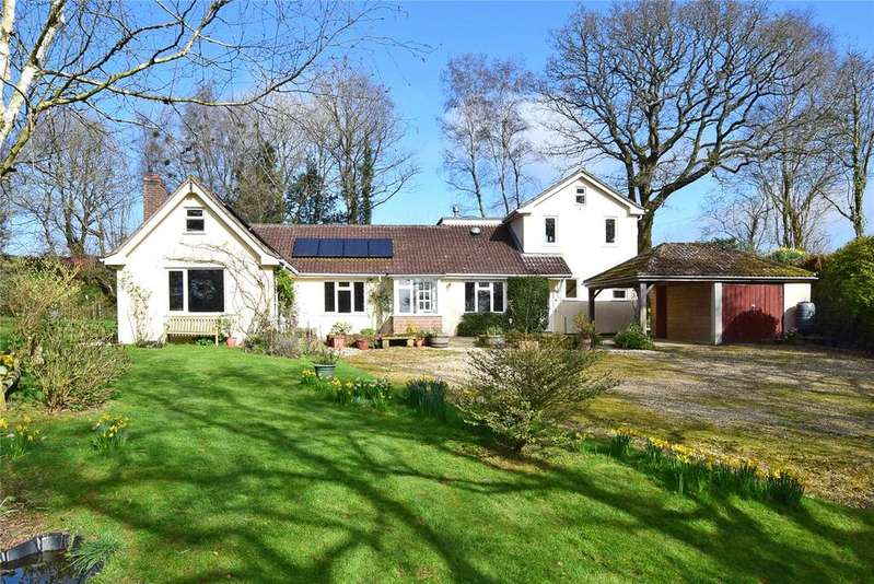 3 Bedrooms Detached Bungalow for sale in Sandbanks, Membury, Axminster, Devon