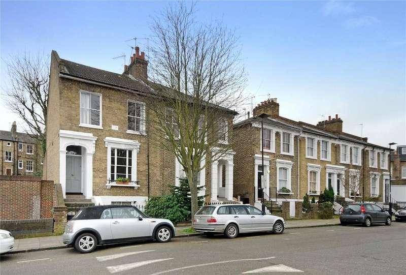 1 Bedroom Apartment Flat for sale in Queen Margarets Grove, Mildway Ward, N1