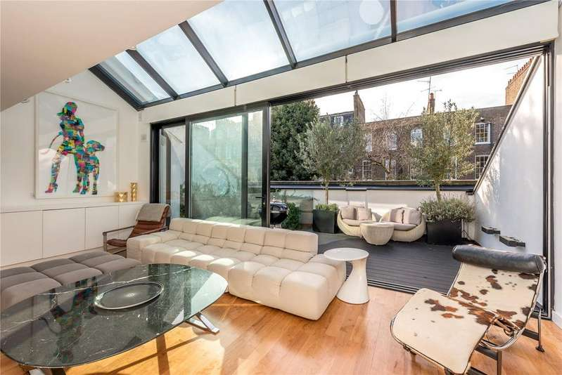 4 Bedrooms Terraced House for rent in Compton Avenue, Canonbury, Islington, London, N1