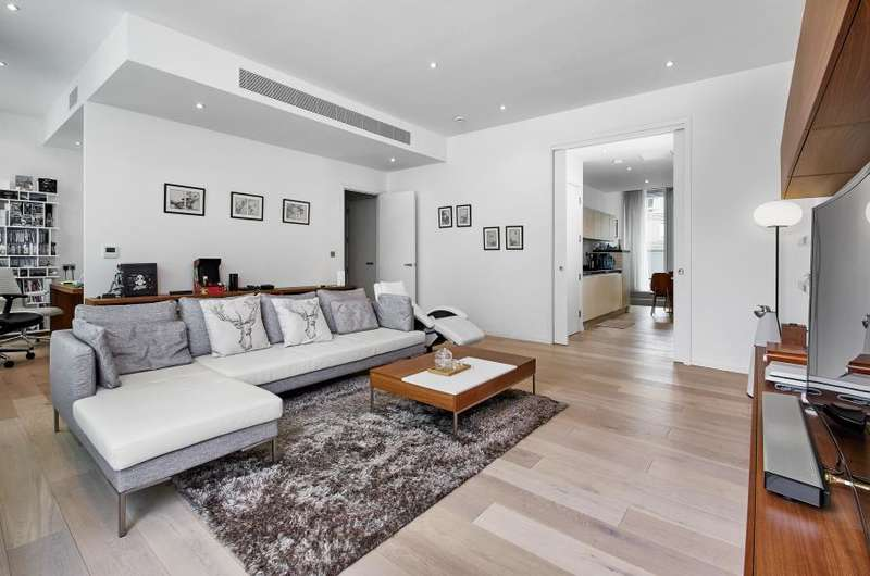 2 Bedrooms Apartment Flat for sale in Baltimore Wharf, London, E14