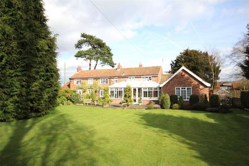 7 Bedrooms Detached House for sale in Haddington, Lincoln, LN5