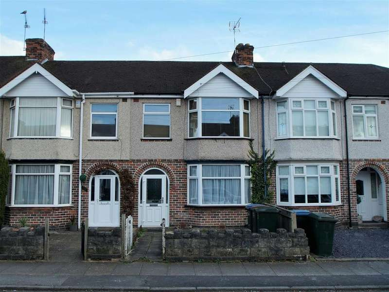 3 Bedrooms House for sale in Edyth Road, Wyken