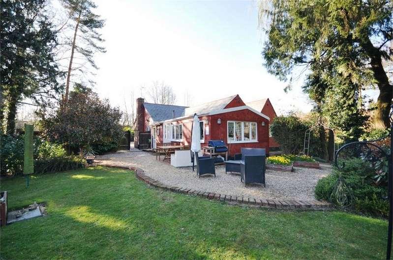 4 Bedrooms Detached Bungalow for sale in North Hall Road, Quendon, Saffron Walden