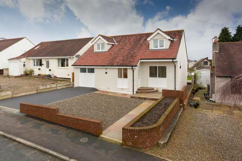3 Bedrooms Detached Bungalow for sale in 15 Monkswell Drive, Bolton-le-Sands, Carnforth, Lancashire LA5 8JZ