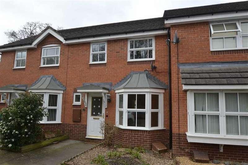 3 Bedrooms Terraced House for sale in Latchford Lane, Berwick Grange, Shrewsbury