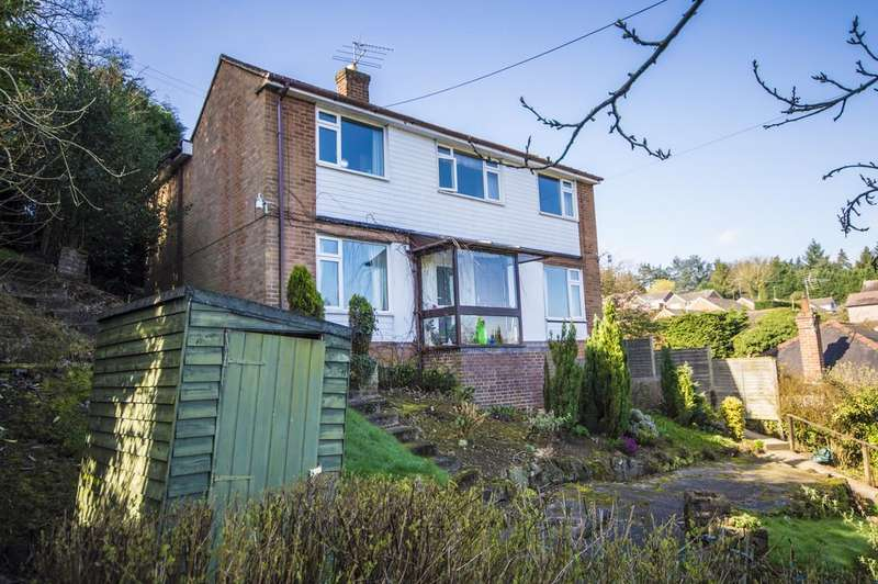 4 Bedrooms Detached House for sale in Dowles Road, Bewdley