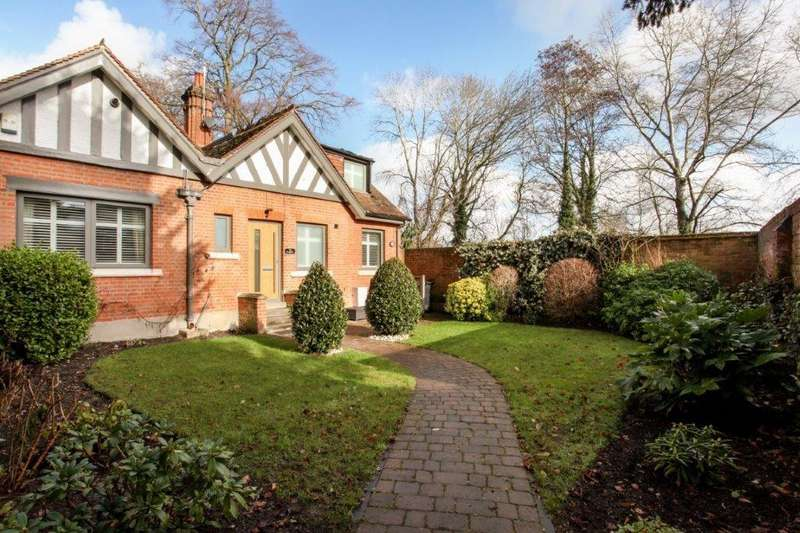 3 Bedrooms Detached Bungalow for sale in Sutherland Grange, Maidenhead Road
