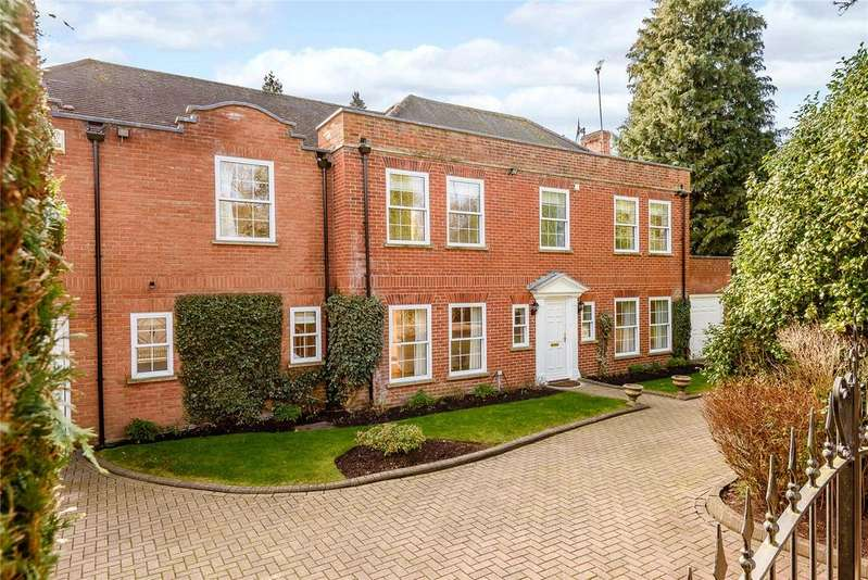 6 Bedrooms Detached House for sale in Badgers Hill, Virginia Water, Surrey