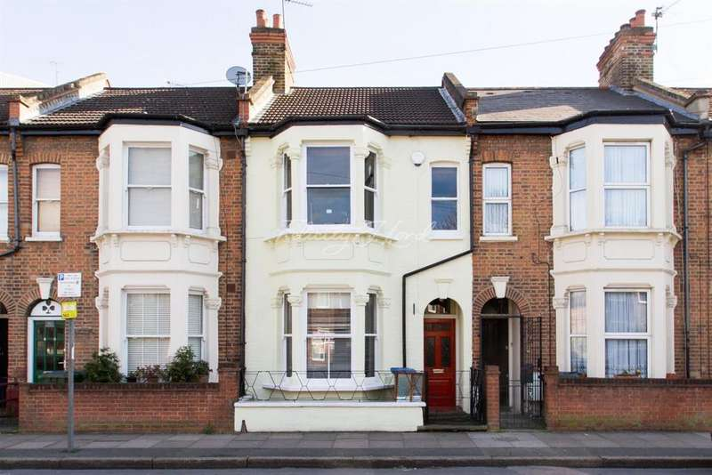 3 Bedrooms Terraced House for sale in Floyd Road, Charlton, SE7