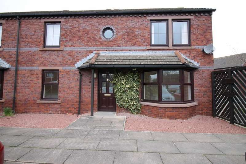 2 Bedrooms Flat for sale in Threave Court, Riverside Way, Carlisle