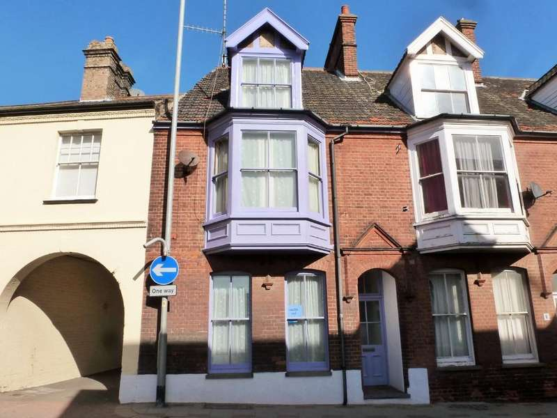 4 Bedrooms Terraced House for sale in Cromer