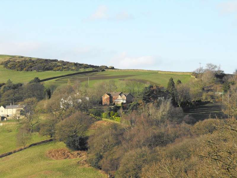 6 Bedrooms Detached House for sale in Start Lane, Whaley Bridge