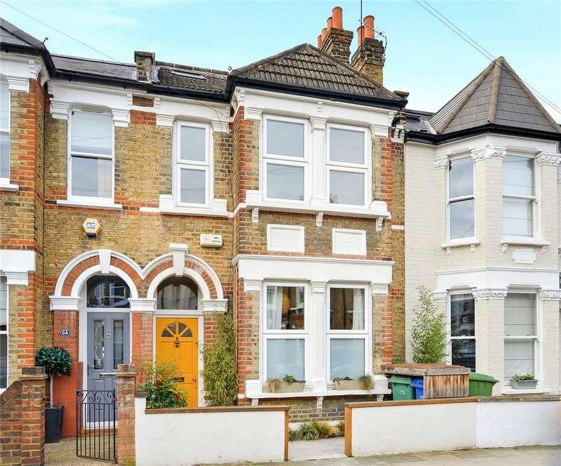 5 Bedrooms Terraced House for sale in St Aidans Road, East Dulwich, London, SE22