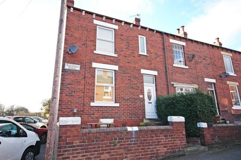 2 Bedrooms End Of Terrace House for sale in Industrial Street, Horbury