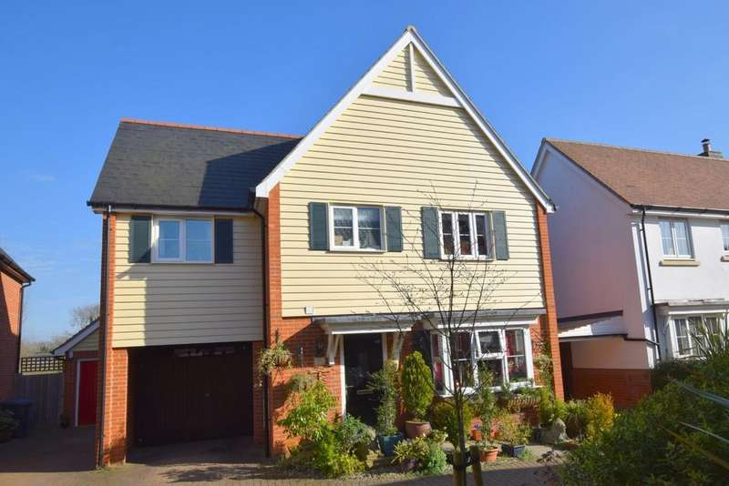 4 Bedrooms Detached House for sale in Catesby Meadow, Sudbury