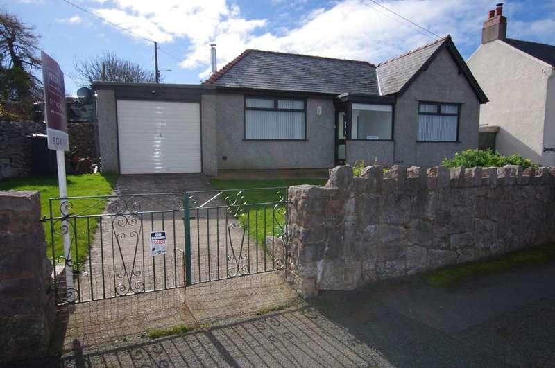 3 Bedrooms Detached Bungalow for sale in Ffordd Y Llan, Llysfaen