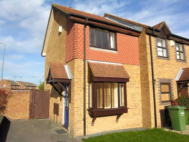 1 Bedroom End Of Terrace House for sale in Ellicks Close, Bradley Stoke, Bristol, BS32