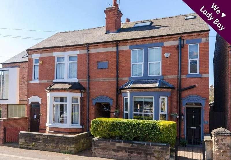 4 Bedrooms Detached House for sale in Mona Road, West Bridgford, Nottingham, NG2