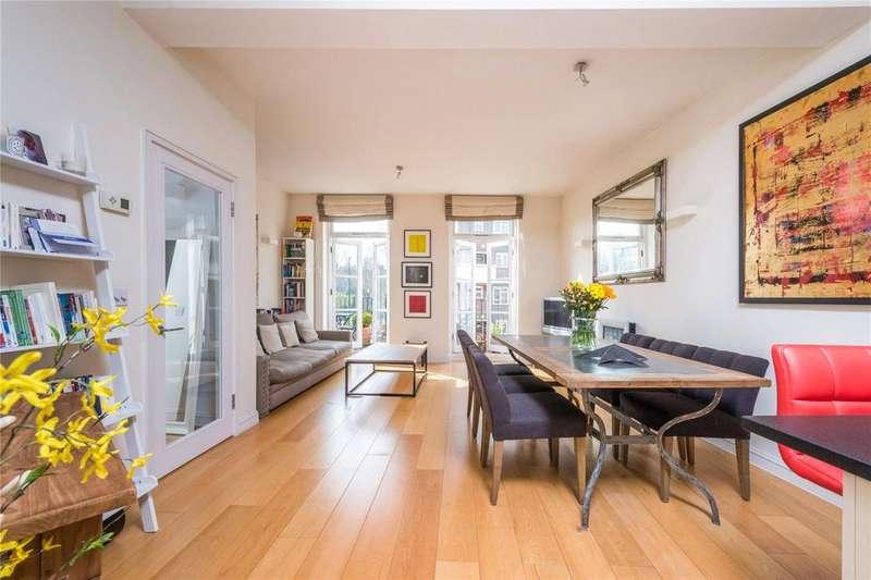 2 Bedrooms Flat for sale in First Oak House, Oakley Crescent, Angel, London