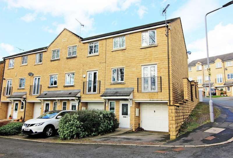 3 Bedrooms Town House for sale in 2 Lisset Mews, East Morton,