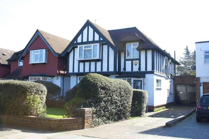 3 Bedrooms Detached House for sale in Westhorne Avenue, Eltham SE9 (slip road)