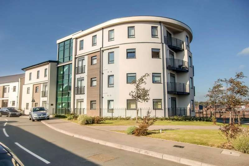 1 Bedroom Apartment Flat for sale in Paladine Way, Stoke