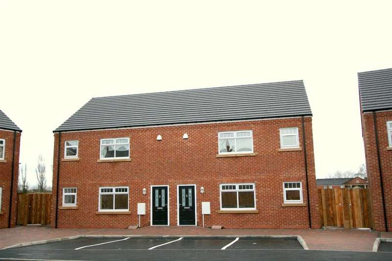 2 Bedrooms Apartment Flat for rent in Belgrave Street, Darlington