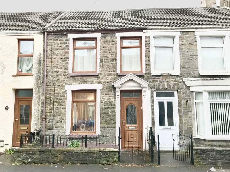 3 Bedrooms Terraced House for sale in Rosser Street, Neath