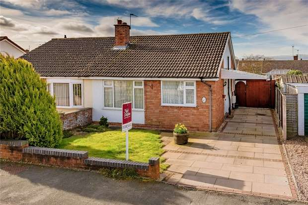 2 Bedrooms Detached House for sale in Greenacres Way, NEWPORT, Shropshire