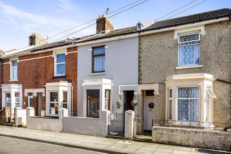 3 Bedrooms Property for sale in Jubilee Road, Southsea, PO4