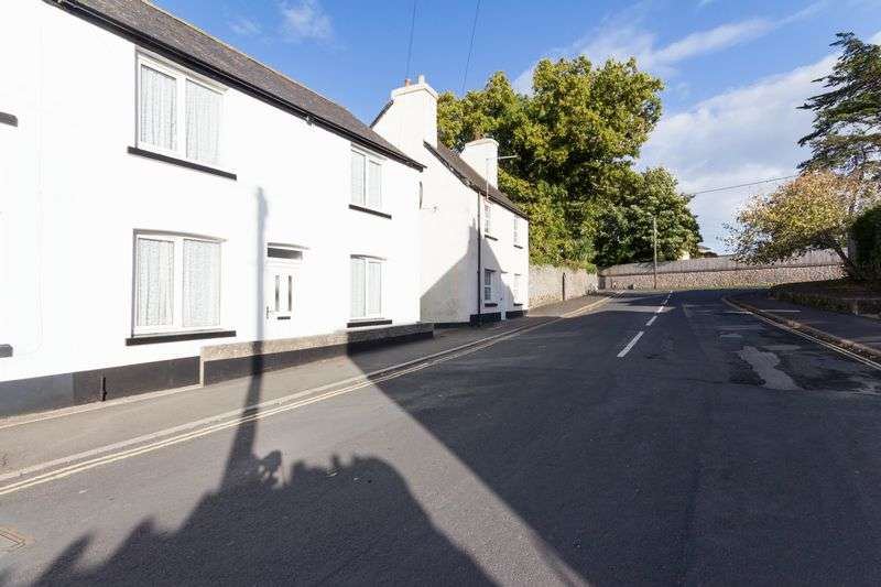 2 Bedrooms Semi Detached House for sale in Oldway, Chudleigh, Newton Abbot