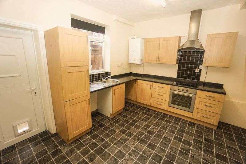 2 Bedrooms Terraced House for sale in Robinson Street, Horwich