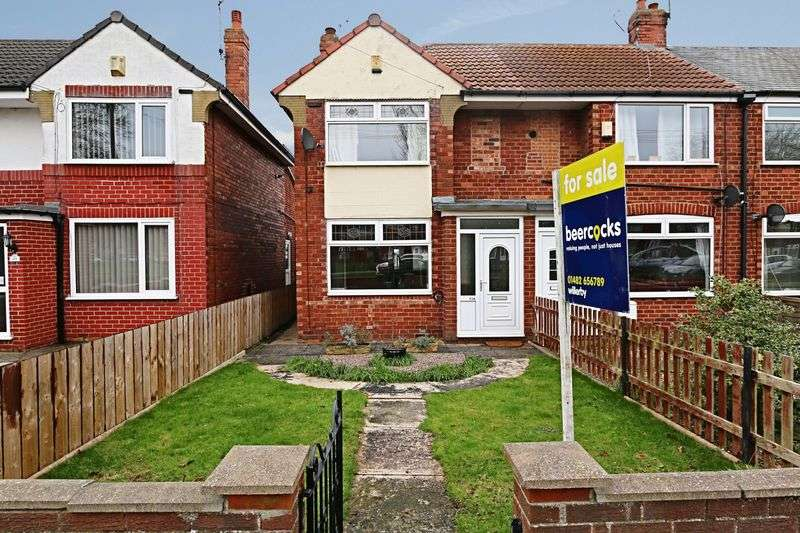 2 Bedrooms Terraced House for sale in Wold Road, Hull