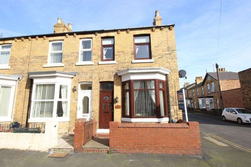 2 Bedrooms Terraced House for sale in Fairfax Street, Scarborough